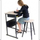 Stand-up desk perfect for kid who hates sitting