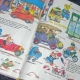Richard Scarry is scary