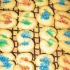 Egg-free Venetian butter cookies