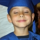 Preschool graduation - go ahead and laugh