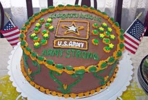 army_cake